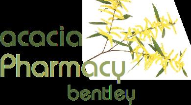 Acacia Pharmacy Bentley - Logo